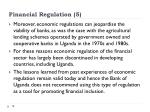 financial regulation 5