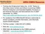 arra cobra resources
