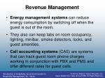 revenue management4