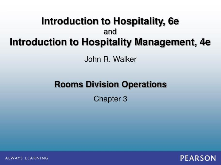 rooms division operations n.