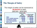 the margin of safety2