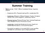 summer training2