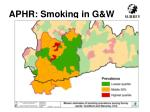 aphr smoking in g w