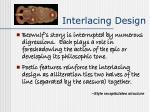 interlacing design1