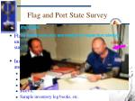 flag and port state survey