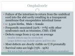 omphalocele