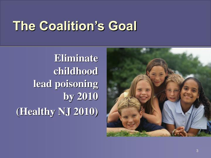 The coalition s goal
