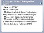8 business process management systems