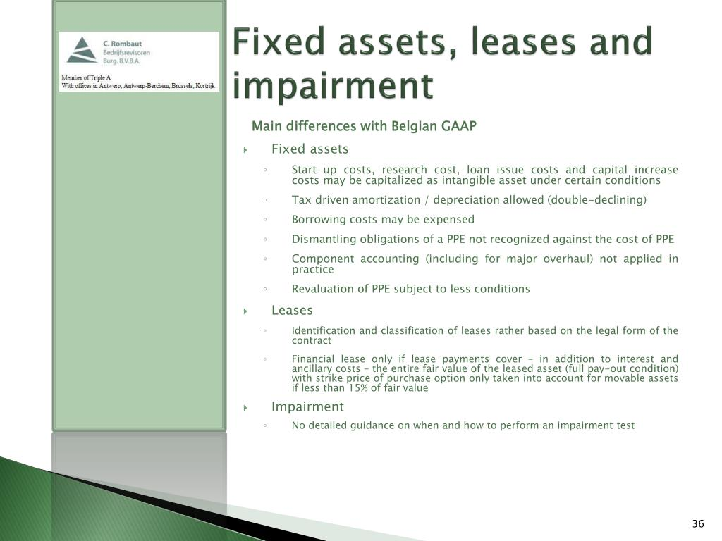 PPT - International Financial Reporting Standards PowerPoint