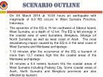 scenario outline