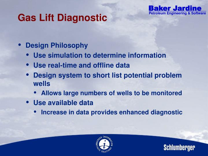 Gas Lift Diagnostic