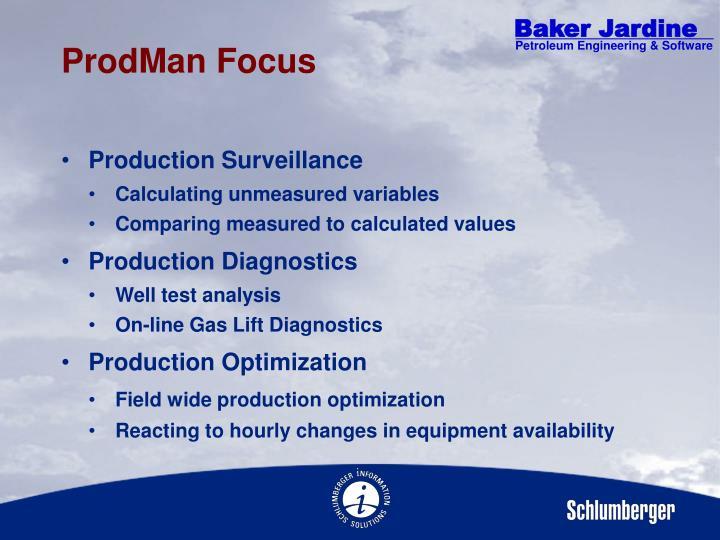 ProdMan Focus