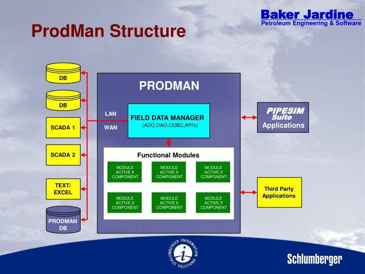 ProdMan Structure