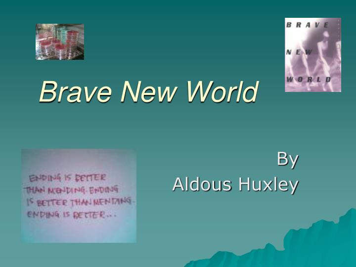 brave new world n.