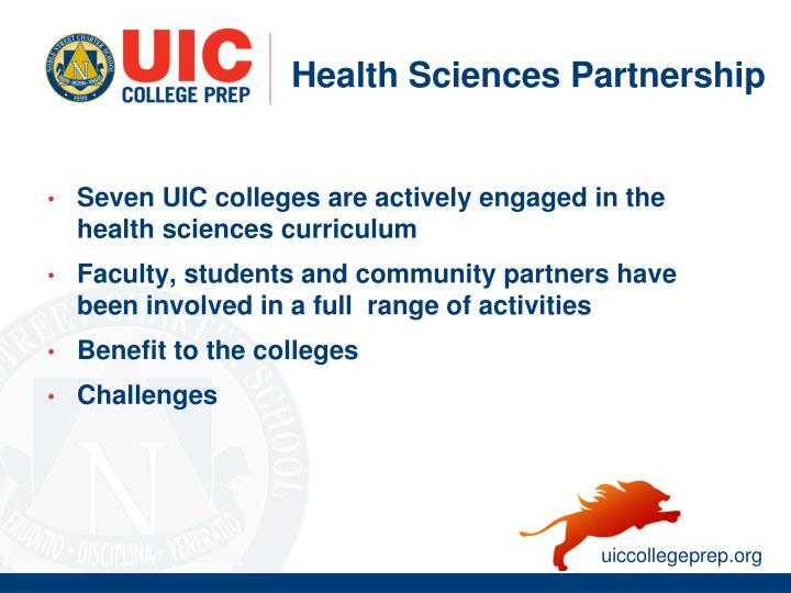 Health Sciences Partnership