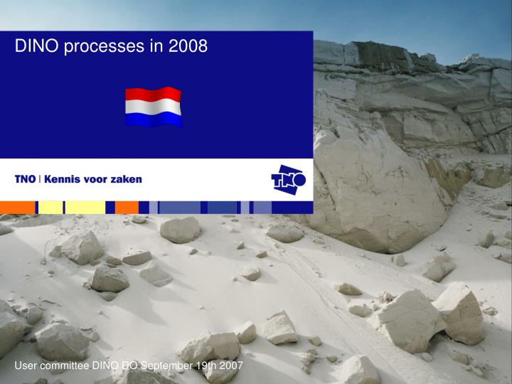 dino processes in 2008 n.