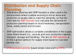 distribution and supply chain planning4