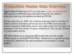 production master data overview2