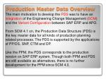 production master data overview4