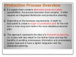 production process overview1