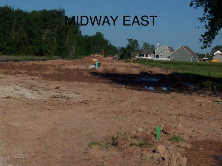 MIDWAY EAST
