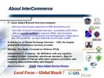 about intercommerce