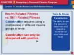 health related fitness vs skill related fitness9