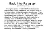 basic intro paragraph would earn you a c