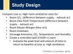 study design1