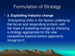formulation of strategy2