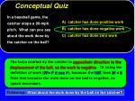 conceptual quiz1