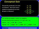 conceptual quiz13