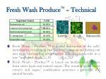 fresh wash produce tm technical1