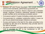 concession agreement 1