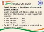 impact analysis1