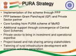 pura strategy