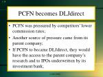 pcfn becomes dljdirect