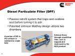 diesel particulate filter dpf1