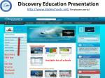 discovery education presentation http www dadeschools net employee portal