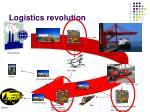 logistics revolution