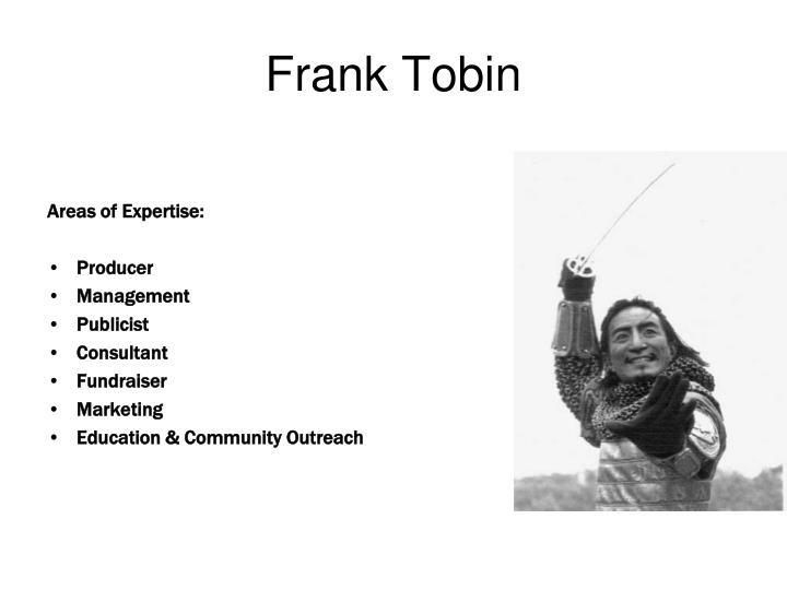 Frank Tobin