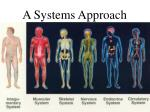 a systems approach