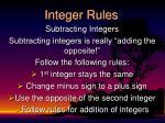integer rules1