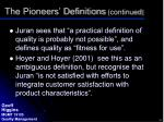 the pioneers definitions continued2