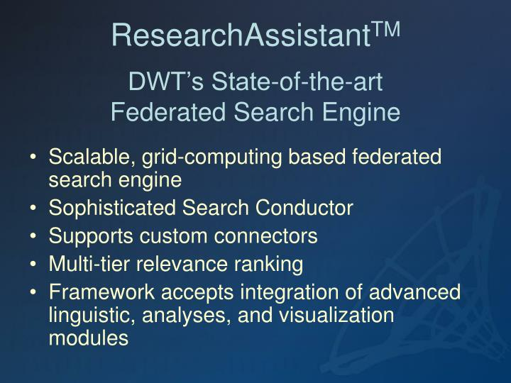 ResearchAssistant