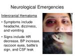 neurological emergencies2