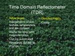 time domain reflectometer tdr1
