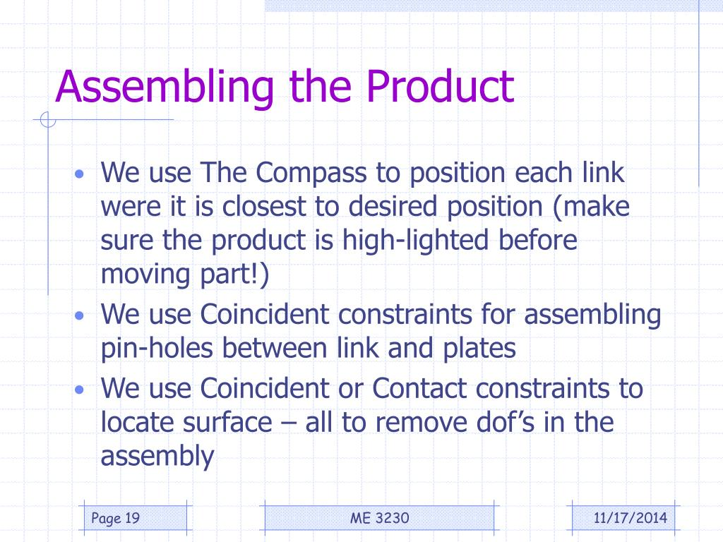 PPT - Using the CATIA DMU Kinematics Tools – Part 1 PowerPoint