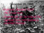 december 20 1960
