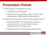 presentation prelude2